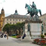 Cтатуя короля Людвига I